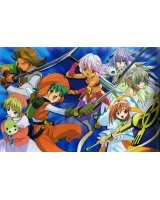 BUY NEW hack - dusk - 135552 Premium Anime Print Poster