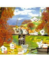 BUY NEW hamtaro - 191714 Premium Anime Print Poster