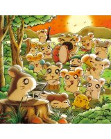BUY NEW hamtaro - 97620 Premium Anime Print Poster