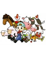 BUY NEW harvest moon - 92945 Premium Anime Print Poster