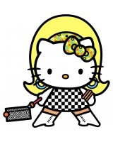 BUY NEW hello kitty - 161826 Premium Anime Print Poster