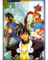 BUY NEW houshin engi - 11317 Premium Anime Print Poster