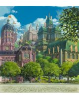 howls moving castle - 105196