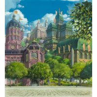 BUY NEW howls moving castle - 105196 Premium Anime Print Poster