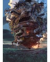 BUY NEW howls moving castle - 139642 Premium Anime Print Poster