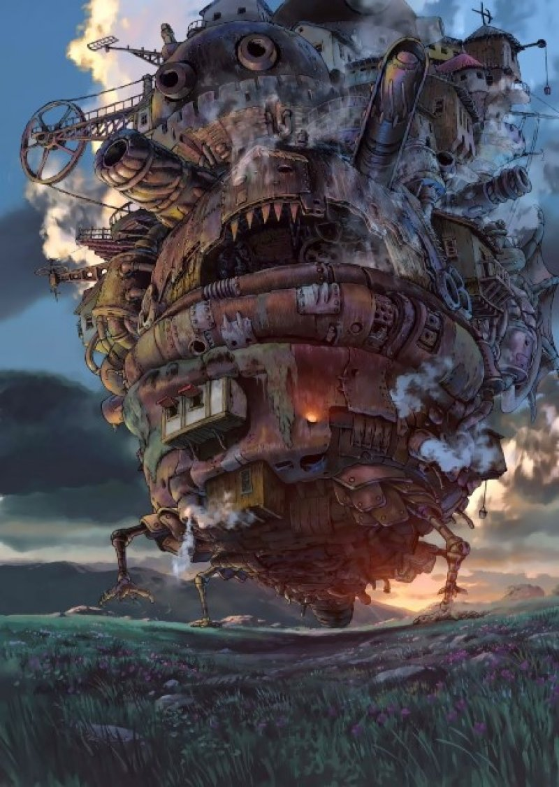 howls moving castle - 139642 image