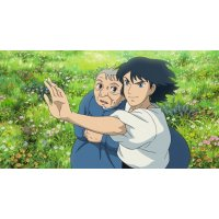 BUY NEW howls moving castle - 174152 Premium Anime Print Poster