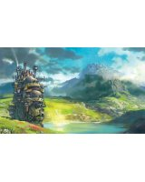 BUY NEW howls moving castle - 175639 Premium Anime Print Poster