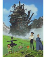 BUY NEW howls moving castle - 191265 Premium Anime Print Poster