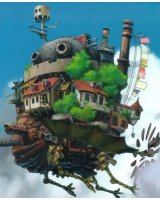 BUY NEW howls moving castle - 47110 Premium Anime Print Poster
