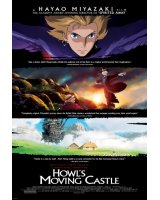 BUY NEW howls moving castle - 48535 Premium Anime Print Poster