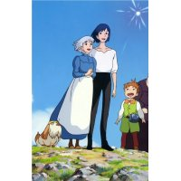 BUY NEW howls moving castle - 67126 Premium Anime Print Poster