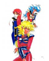 BUY NEW iczer - 117929 Premium Anime Print Poster
