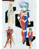 BUY NEW iczer - 117941 Premium Anime Print Poster