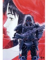BUY NEW jin roh - 42328 Premium Anime Print Poster