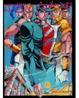 BUY NEW jojo`s bizarre adventure - 133702 Premium Anime Print Poster