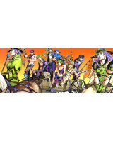 BUY NEW jojo`s bizarre adventure - 135267 Premium Anime Print Poster