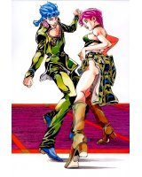 BUY NEW jojo`s bizarre adventure - 185459 Premium Anime Print Poster