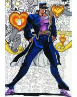 BUY NEW jojo`s bizarre adventure - 185592 Premium Anime Print Poster