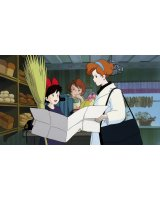 BUY NEW kikis delivery service - 168685 Premium Anime Print Poster