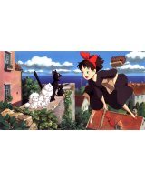 BUY NEW kikis delivery service - 47399 Premium Anime Print Poster