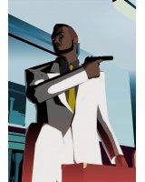 BUY NEW killer 7 - 112966 Premium Anime Print Poster