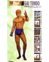 BUY NEW king of fighters - 108954 Premium Anime Print Poster