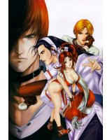BUY NEW king of fighters - 123478 Premium Anime Print Poster