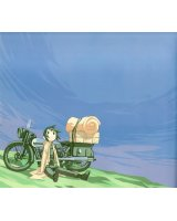 BUY NEW kino no tabi - 144945 Premium Anime Print Poster