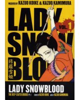 BUY NEW lady snow blood - 129125 Premium Anime Print Poster