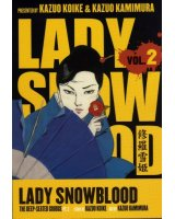 BUY NEW lady snow blood - 129337 Premium Anime Print Poster