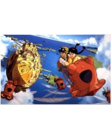 BUY NEW laputa castle in the sky - 131457 Premium Anime Print Poster