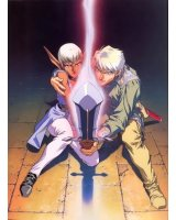 BUY NEW legend of crystania - 141863 Premium Anime Print Poster