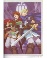 BUY NEW legend of heroes - 105970 Premium Anime Print Poster