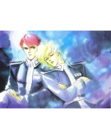BUY NEW legend of the galactic heroes - 126096 Premium Anime Print Poster