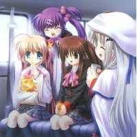 BUY NEW little busters! - 175419 Premium Anime Print Poster