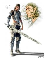 BUY NEW lost odyssey - 172166 Premium Anime Print Poster