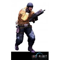 BUY NEW lost planet  extreme conditions - 113345 Premium Anime Print Poster