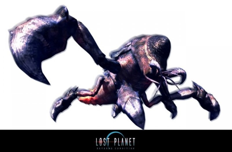 BUY NEW lost planet extreme conditions - 113527 Premium Anime Print Poster