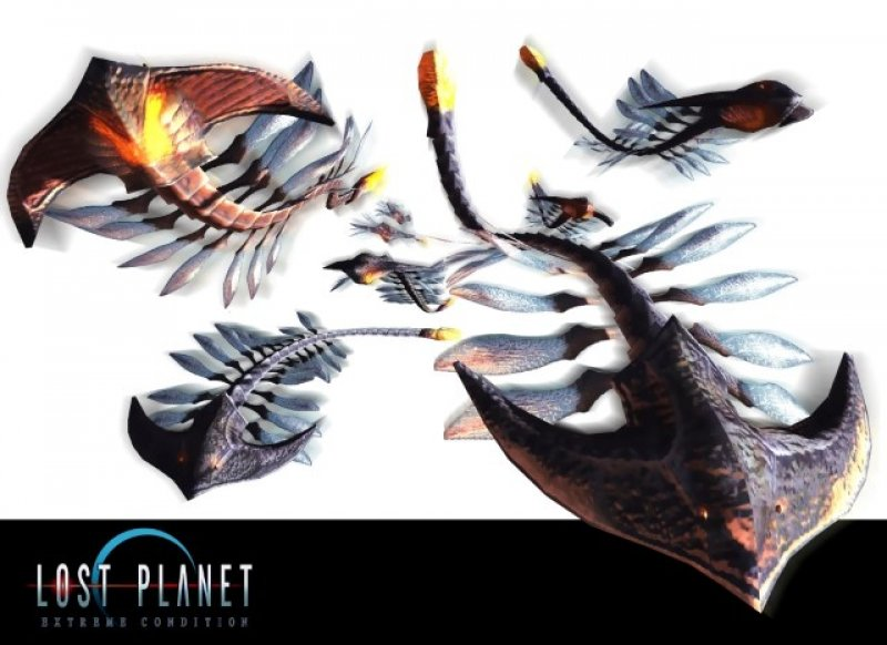 BUY NEW lost planet extreme conditions - 113541 Premium Anime Print Poster