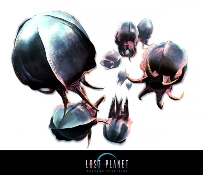 BUY NEW lost planet  extreme conditions - 114241 Premium Anime Print Poster