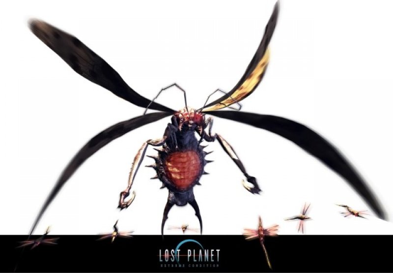 BUY NEW lost planet extreme conditions - 114247 Premium Anime Print Poster
