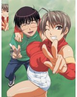 BUY NEW love hina - 120354 Premium Anime Print Poster