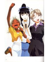 BUY NEW love hina - 1642 Premium Anime Print Poster