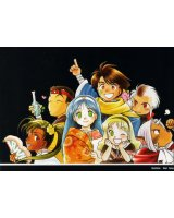BUY NEW lunar - 51297 Premium Anime Print Poster