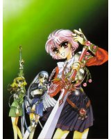BUY NEW magic knight rayearth - 114072 Premium Anime Print Poster