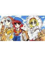 BUY NEW magic knight rayearth - 118185 Premium Anime Print Poster
