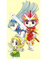 BUY NEW magic knight rayearth - 118186 Premium Anime Print Poster