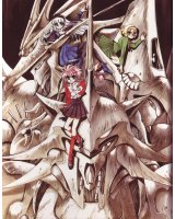 BUY NEW magic knight rayearth - 118445 Premium Anime Print Poster