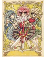 BUY NEW magic knight rayearth - 118446 Premium Anime Print Poster
